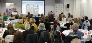 The 2020 Dying Matters kick off event in Birmingham