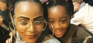 Mum Rebecca and her daughter