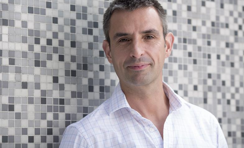 Simon Blake, the new Chair of Dying Matters