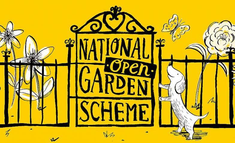 National Garden Scheme logo, cropped