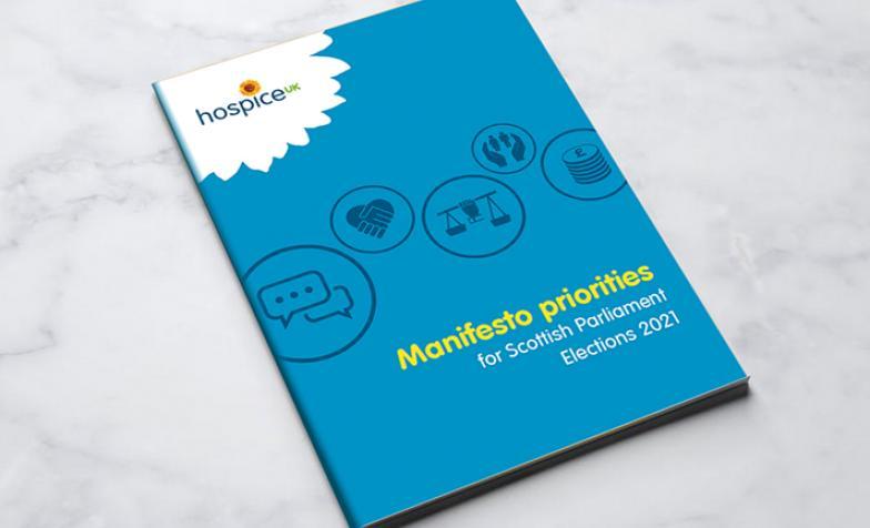 A copy of our manifesto for Scotland