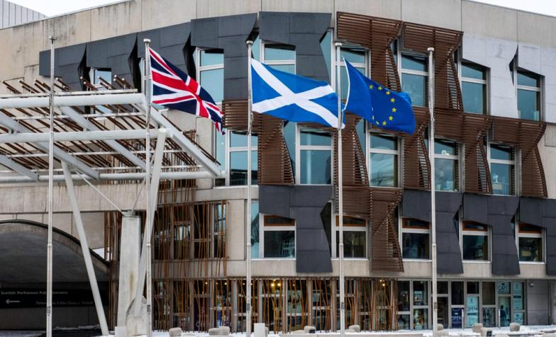 Scotland Manifesto, Scottish parliament building