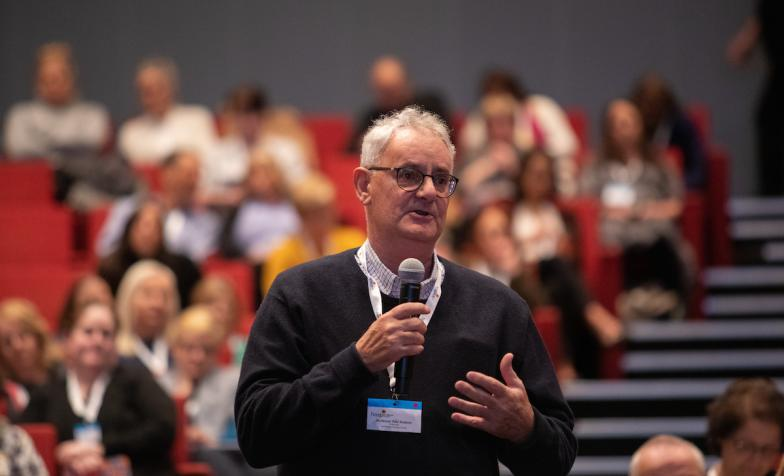 A picture from the 2019 Hospice UK National Conference