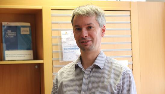 Craig Duncan, Senior Staff at Hospice UK